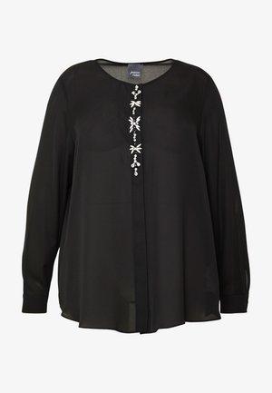 FAIR - Bluse - schwarz