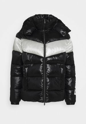 Light jacket - black/ice