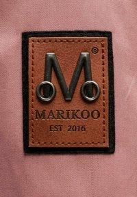 Marikoo - Parka - dark rose - 5