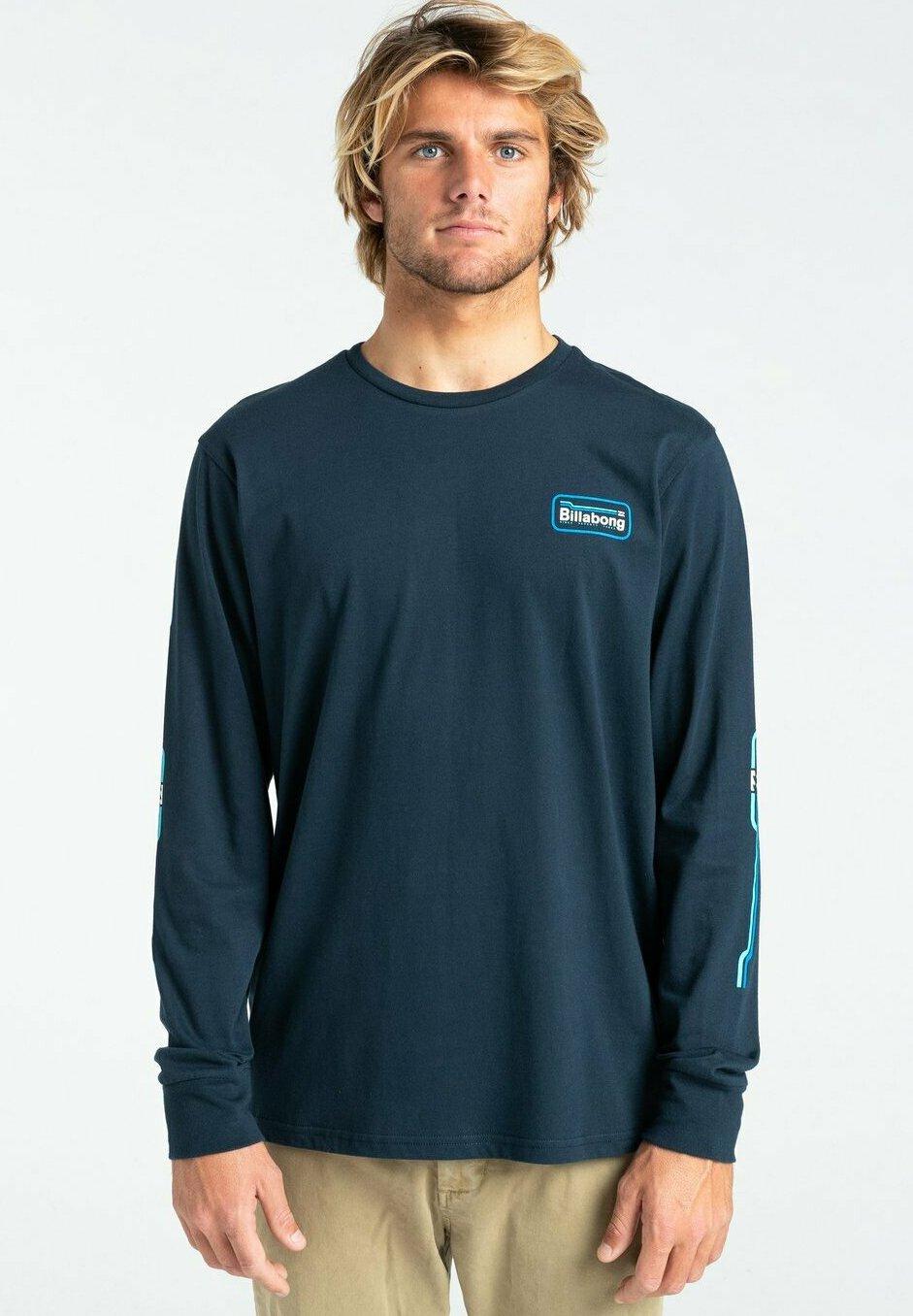 Uomo WALLED - Maglietta a manica lunga