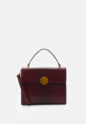 BEATE - Handbag - wine