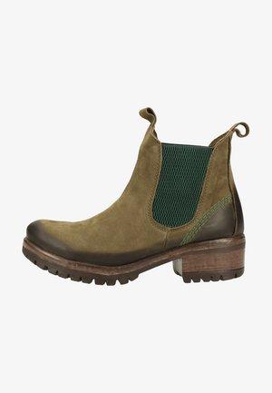 Korte laarzen - green