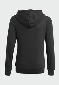 adidas Performance - ESSENTIALS - Zip-up sweatshirt - black - 5