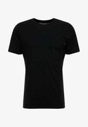 JJEPOCKET  - T-shirt - bas - black