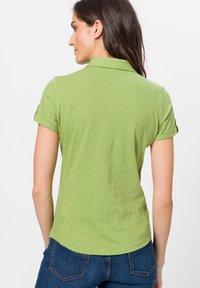 zero - Button-down blouse - grass green - 2