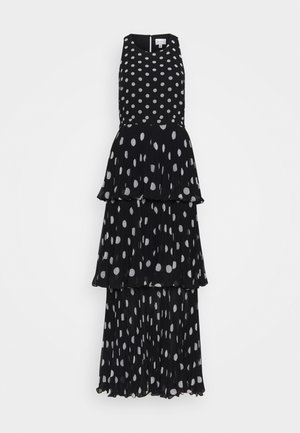 EMILIANA - Maxi dress - black/white