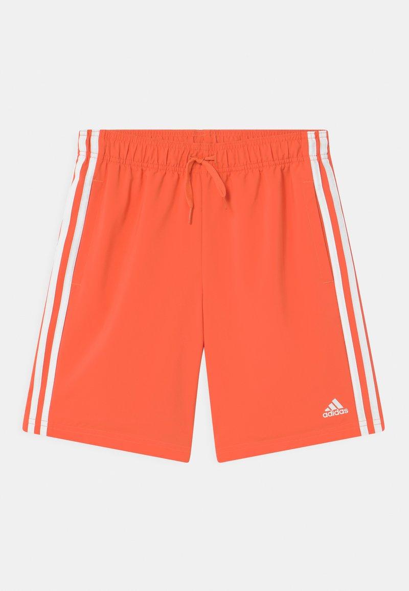 adidas Performance - Pantalón corto de deporte - orange/white