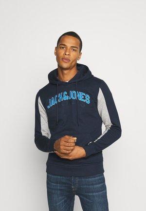 JORCHRIS HOOD - Sweatshirt - navy blazer