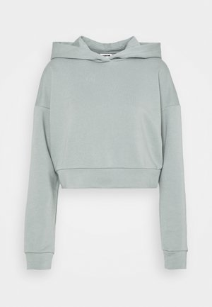 NMLUPA  - Kapuzenpullover - slate gray