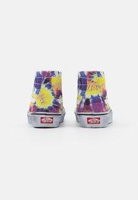 Vans - SK8 TAPERED - Sneakers hoog - true white - 3