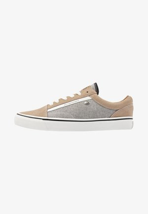 Skateboardové boty - light brown