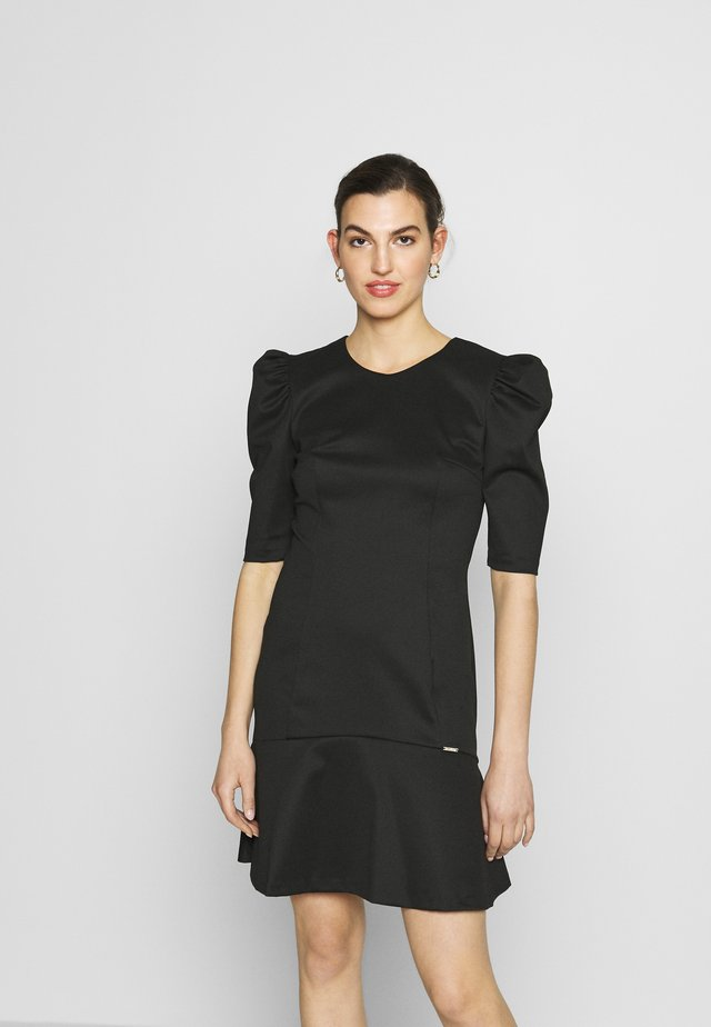 ABITO LYPOVA - Jersey dress - nero