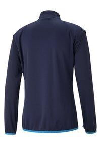 Puma - Sweatshirts - peacoat-bleu azur - 1