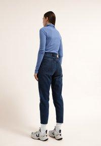 ARMEDANGELS - MALENAA - Long sleeved top - dove blue - 2