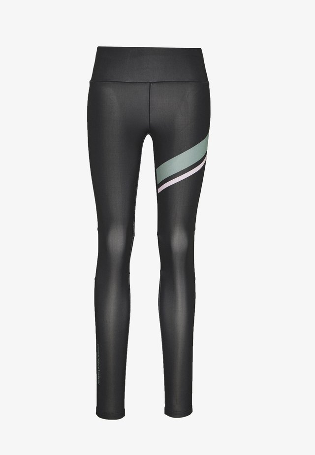 ACTIVE TIGHTS - Leggings - black