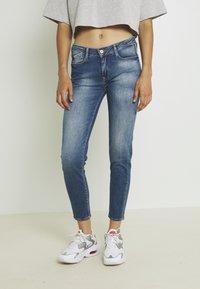 Le Temps Des Cerises - POWER - Jeans Skinny Fit - blue - 0