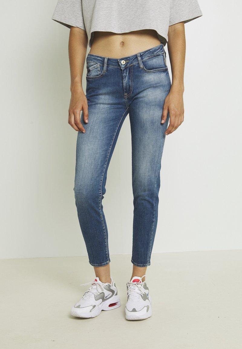 Le Temps Des Cerises - POWER - Jeans Skinny Fit - blue