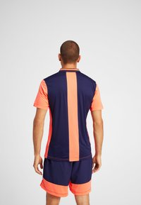 ASICS - Polo shirt - peacoat/flash coral - 2