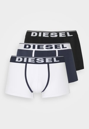 DAMIEN 3 PACK - Pants - white/blue/black