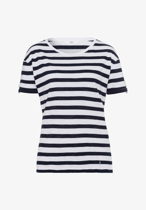 STYLE CAMILLE - Print T-shirt - navy