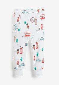 Next - 3 PACK LONDON BUS SNUGGLE PYJAMAS - Pyjama - red - 10
