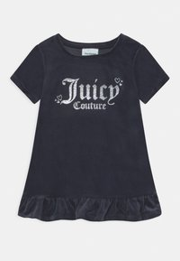 Juicy Couture - BABY HEART ONE FRILL HEM - Day dress - night sky - 0