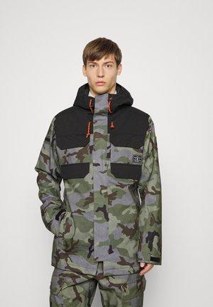 HAVEN JACKET - Snowboard jacket - woodland