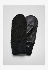 Urban Classics - Rękawiczki z jednym palcem - black - 0