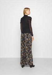 Diane von Furstenberg - NEW REMY - Long sleeved top - black - 2