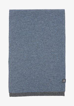 Scarf - multi/grey melange
