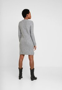 Anna Field - Strikket kjole - dark grey marl - 3