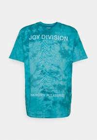 American Eagle - IN TEE MELROSE WASH - T-shirt con stampa - blue - 3