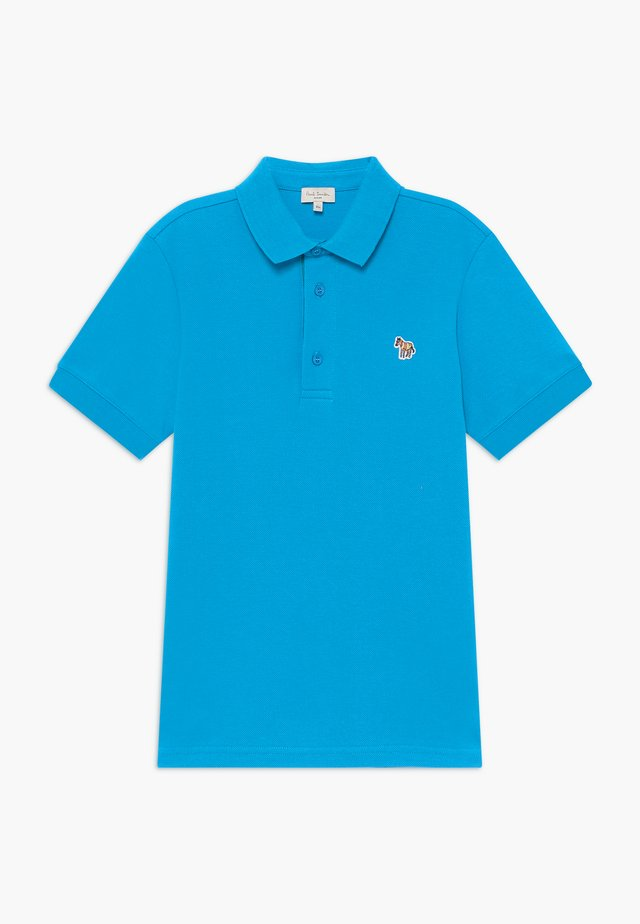RIDLEY - Polo shirt - turquoise