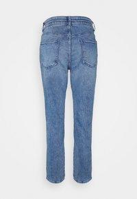edc by Esprit - BOYFRIEND - Jeans relaxed fit - blue denim - 1