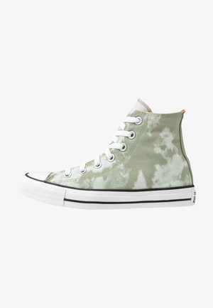 CHUCK TAYLOR ALL STAR - Sneakersy wysokie - street sage/white/black