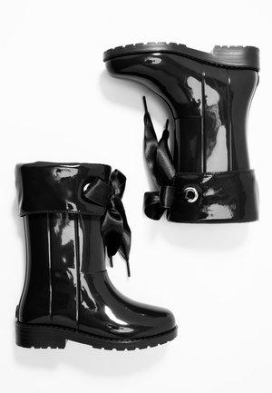 CAMPERA CHAROL - Botas de agua - black