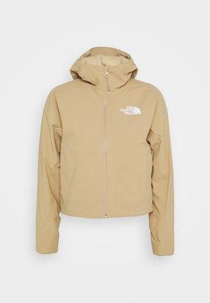 INSULATED JACKET BOMBER  - Hardshell jacket - hawthorne khaki