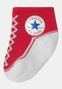 Converse - CHUCK TODDLER 2 PACK UNISEX - Socks - vintage grey - 1