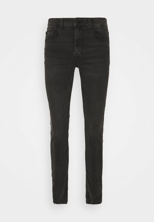 ONSWARP LIFE WASHED - Jeans Skinny Fit - black denim