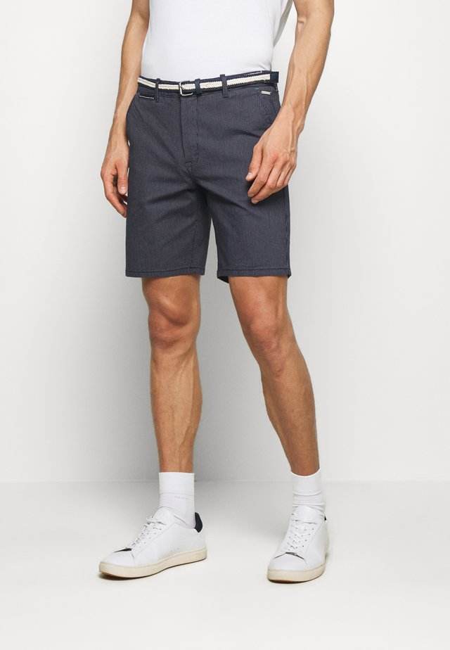Shorts - medium blue