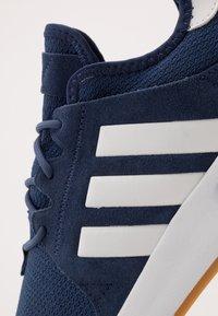adidas Originals - X_PLR - Sneakersy niskie - tech indigo/footwear wihte - 5