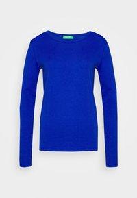 Benetton - Bluzka z długim rękawem - blue - 4
