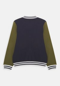 Petit Bateau - LUBEN TEDDY - Bomber Jacket - smoking/military