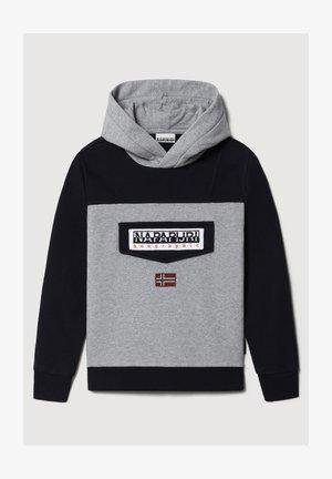 BURGEE - Hoodie - grey