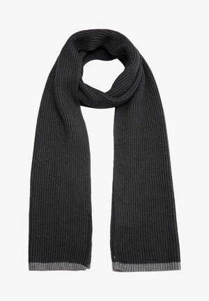 Scarf - black stripes