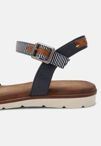 Tamaris - Sandals - navy comb - 5