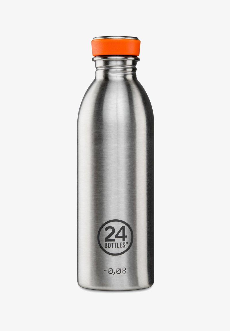 24Bottles - TRINKFLASCHE URBAN BOTTLE BASIC - Drink bottle - grau