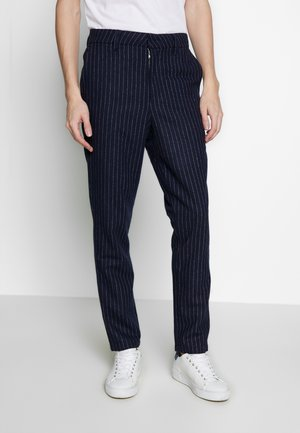 FIG TROUSER - Trousers - navy