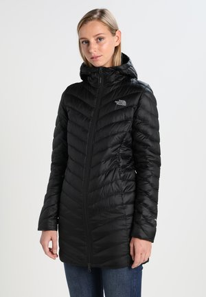 TREVAIL - Down coat - tnf black
