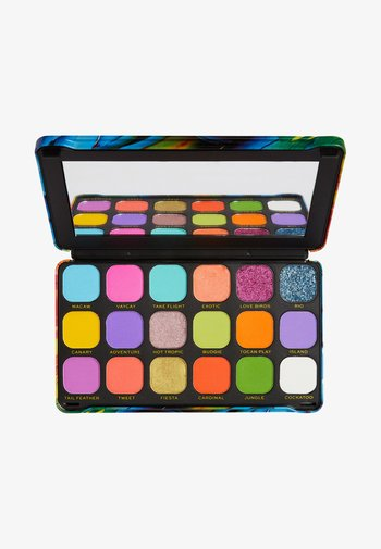 EYESHADOW PALETTE FOREVER FLAWLESS BIRD OF PARADISE